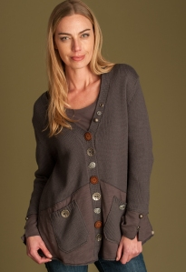 New styles of Pure Handknit Sweaters just arrived. Wear one and may your fantasies come true!